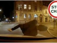 Próba wymuszenia odszkodowania przez pieszego