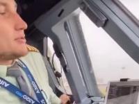 Jak otworzyć okno w samolocie