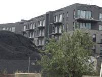 Gdańsk: nowe apartamentowce z widokiem na hałdę węgla