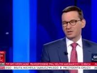 Morawiecki: duże przedsiębiorstwa same się zgłaszają, że chcą zapłacić więcej podatku