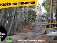 Wybrzeże na rowerze R10 - szlakiem latarni morskich Kołobrzeg - Czołpino