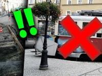 Tutaj już tramwajem NIE POJEDZIESZ !! 10 miejsc wartych zobaczenia w Polsce - KOLEJE i TRAMWAJE
