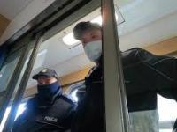 INTERWENCJA POLICJI W POCIĄGU