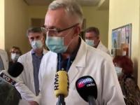 Szpital MSWiA dostał polecenie nieprzyjmowania pacjentów