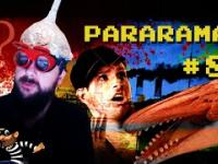 ParaRama 08 - Wonsz, bestie z głębin i kot !