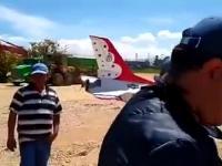 Samolot gotowy do odlotu