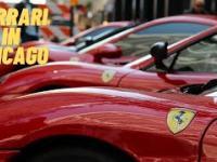 Ferrari in Chicago