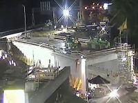 Budowa tunelu na autostradzie w Holandii w zaledwie 2 dni