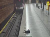 Bójka na stacji metra w Czechach
