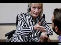 Primabalerina chora na chorobę Alzheimera przypomina sobie taniec po latach