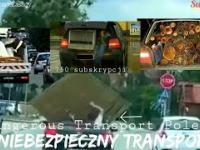 Niebezpieczny Transport