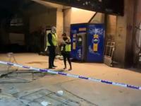 Próba zdewastowania bankomat podczas Marszu Niepodległości