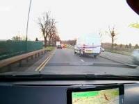 Groźny wypadek na przejściu dla pieszych +18