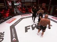 Skandaliczne zachowanie Marcina Najmana na Fame MMA!