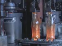 Produkcja szklanych butelek