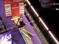 Komentator Eurosportu wyśmiewa Morawieckiego podczas konkursu skoków w Wiśle