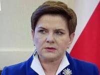 Beata Szydło ostro o policji