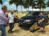 The Grand Tour na Madagaskarze