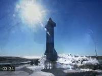 Test latającego silosa od SpaceX zakończony powodzeniem