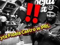 Fidel Castro grał w koszykówkę... w Krakowie !! Zapomniana historia wizyty dyktatora w PRL ???????? ????????