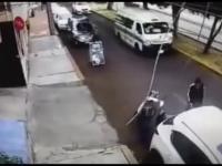 Próba kradzieży auta