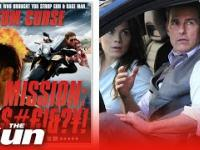Zdenerwowany Tom Cruise ostro zbluzgał ekipę na planie filmowym