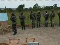 Poważne ćwiczenia wojsk afrykańskich