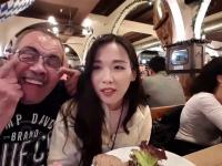 Koreanka streamuje swoje podróże