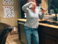 Wygłupy w kuchni dorosłych ludzi