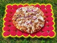 Czy da się upiec pizzę na 10.000 zapałkach?