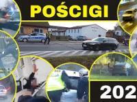 Pościgi polskiej policji