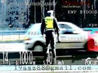 Wigilijna ucieczka przed policją Speed- Dożywotni Zakaz Prowadzenia Pojazdów