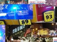 Miasto pełne policji, Chicago po protestach..