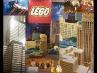 Kilkumetrowe wieżowce z Lego, czyli sklep Lego w centrum USA