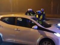 Policyjne łapanki na drogach. Mandaty kontrole są nielegalne