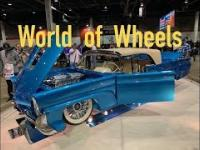 World of Wheels 2019  Cars Show Chicago 4k