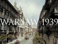 PRZEDWOJENNA WARSZAWA W KOLORZE | WARSAW 1939