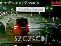 Śnieg, woda, most i brak trakcji - Szczecin 04.01.2021