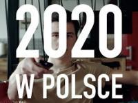 Wszystko, co się wydarzyło w 2020 w Polsce
