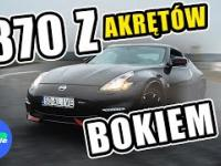 370 Z-akrętów Nissanem - BOKIEM! + krótki test