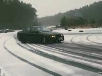 ❄ zimowe szaleństwo ❄ Drift BMW ❄