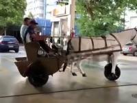 Oto przyszłość motoryzacji