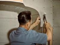 Gipsowanie ścian w latach 50-tych