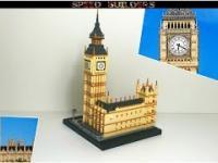 Speed Builders - Big Ben from block 3600 PCS