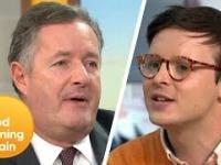 Czy Piers Morgan powinien być zwolniony z powodu poglądów na płeć (gender)?