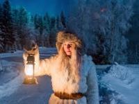 Ta Pani wybrała życie na północy Norwegii