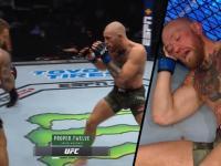 UFC 257: Dustin Poirier znokautował Conora McGregora!