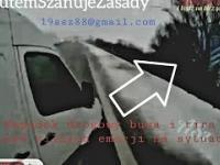 Wypadek drogowy busa i tira - wpływ silnych emocji na sytuacje