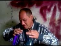Gruby Krzyś - Jestem Najebany ( PIJACKIE VIDEO )