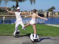 Taniec na jednym kole
